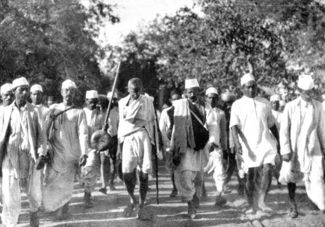 Gandhi Way