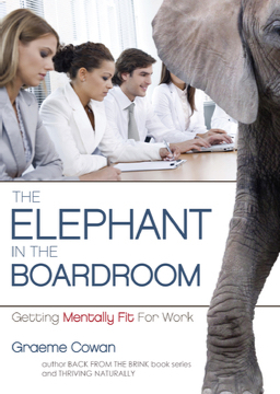 Elephant In The Boardroom Cover