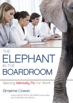 Elephant in the Boardroom - Cover